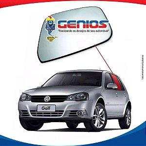 Vidro Porta Traseiro Direito Volkswagen Golf 99/07 4 Portas