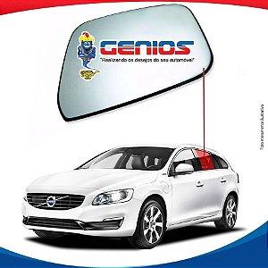 Vidro Porta Traseiro Esquerdo Volvo V60 13/...