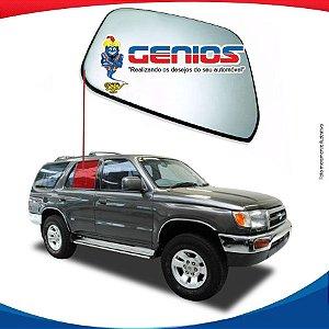 Vidro Porta Traseiro Direito Toyota Hilux Sw 97/04