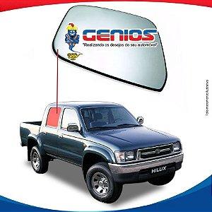 Vidro Porta Traseiro Direito Toyota Hilux Pick-up 97/04