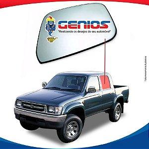 Vidro Porta Traseiro Esquerdo Toyota Hilux Pick-up 97/04