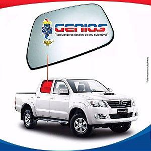 Vidro Porta Traseiro Direito Toyota Hilux 05/15 Pick-up