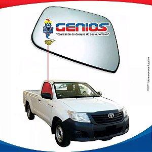 Vidro Porta Lado Direito Toyota Hilux Pick Up Cabine Simples 05/15
