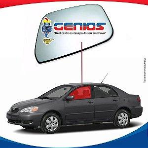 Vidro Porta Dianteiro Esquerdo Toyota Corolla 02/08
