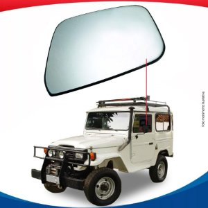 Vidro Porta Lado Esquerdo Toyota Bandeirante 91/01