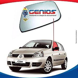 Vidro Porta Dianteiro Esquerdo Renault Clio 09/16 4 Portas