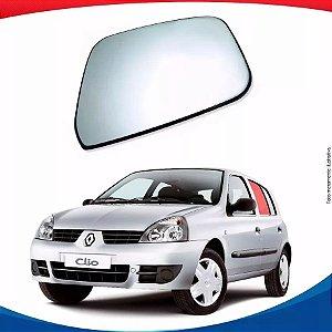 Vidro Porta Traseiro Esquerdo Renault Clio 09/16 4 Portas