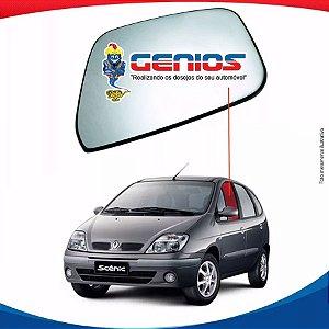 Vidro Porta Dianteiro Esquerdo Renault Scenic 97/07