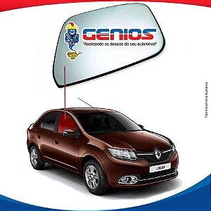 Vidro Porta Dianteiro Direito Renault Logan 13/...