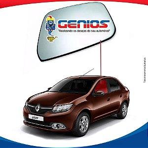 Vidro Porta Dianteiro Esquerdo Renault Logan 13/...