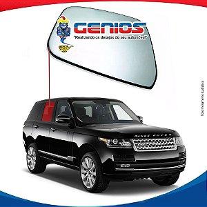 Vidro Porta Traseiro Direito Range Rover Vogue 13/...
