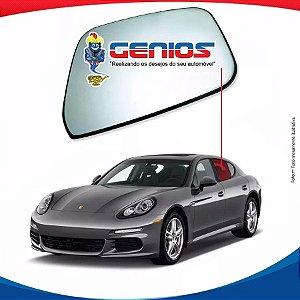 Vidro Porta Traseiro Esquerdo Porsche Panamera
