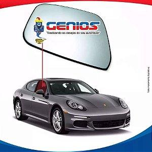 Vidro Porta Dianteiro Direito Porsche Panamera