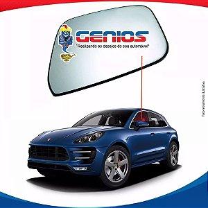 Vidro Porta Dianteiro Esquerdo Porsche Macan 10/...