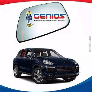 Vidro De Porta Traseiro Direito Porsche Cayenne 11/...