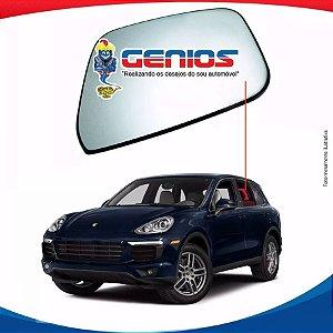 Vidro De Porta Traseiro Esquerdo Porsche Cayenne 11/...