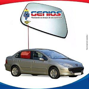 Vidro Porta Traseiro Direito Peugeot 307 Sedan 01/12