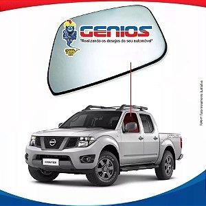 Vidro Porta Dianteiro Esquerdo Nissan Frontier 08/15