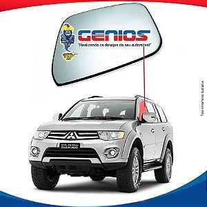 Vidro Porta Dianteiro Esquerdo Mitsubishi Pajero Dakar 09/..