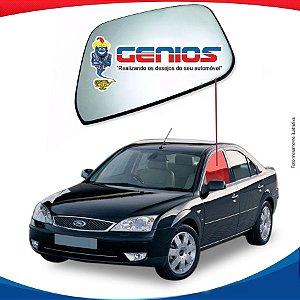 Vidro Porta Dianteiro Esquerdo Ford Mondeo 01/05