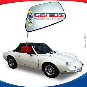 Vidro Porta Direito Puma Gts Conversível 73/80