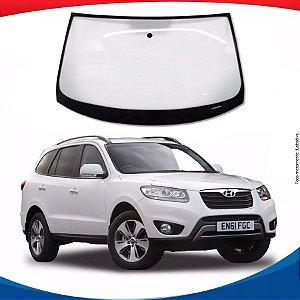 Parabrisa Hyundai Santa Fé 05/12 Vidro Dianteiro Com Sensor Menedin
