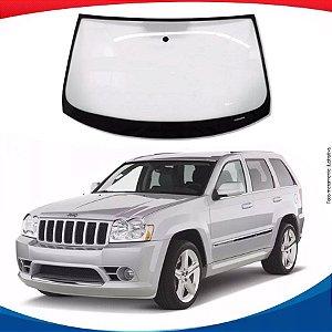 Parabrisa Jeep Grand Cherokee Laredo 05/10 Vidro Dianteiro Com Sensor