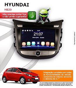 Central Multimidia Hyundai Hb20 Original Android