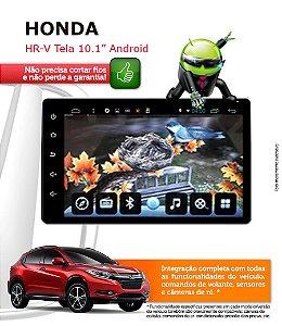 Central Multimidia Honda Hrv Original Android