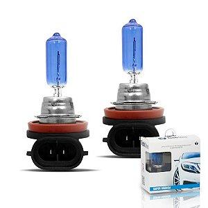Lampada Lampada H9 Super Branca Techone