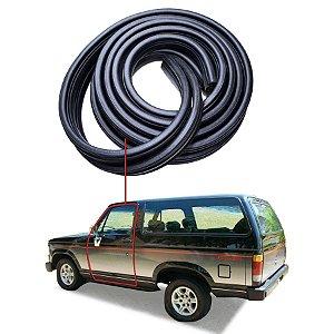Borracha Tri-bulbo Porta Esquerda Chevrolet Bonanza 89/94