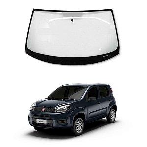 Parabrisa Fiat Uno 10/16 Vidro Dianteiro Menedin