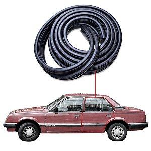 Borracha Tubular Porta Traseira Esquerda Chevrolet Monza