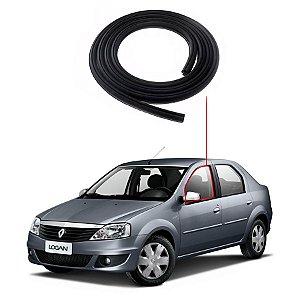 Borracha Porta Dianteira Esquerda Renault Logan