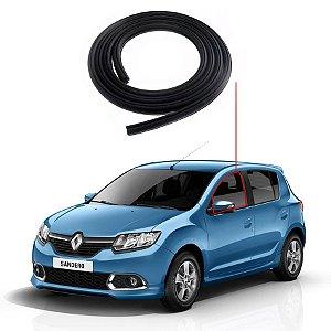 Borracha Porta Dianteira Esquerda Renault Sandero