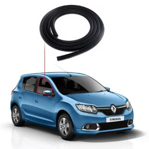 Borracha Porta Dianteira Direita Renault Sandero