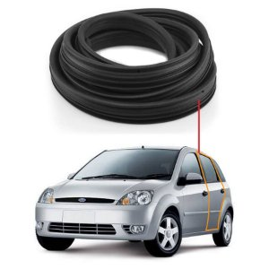Borracha Porta Traseira Direita Ford Fiesta 02/...