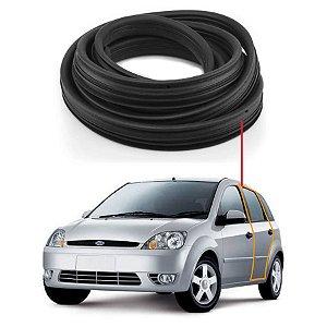 Borracha Porta Traseira Esquerda Ford Fiesta 02/...