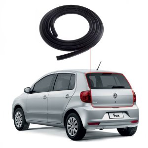 Borracha Porta Malas Volkswagen Fox 09/14