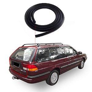 Borracha Com Aba Porta Malas Ford Royale 92/96