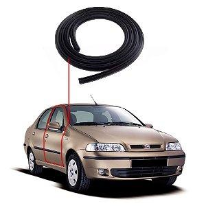 Borracha Porta Dianteira Direita Fiat Siena 97/05