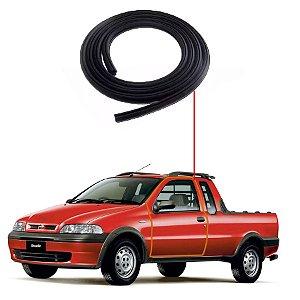 Borracha Porta Esquerda Fiat Strada 98/05