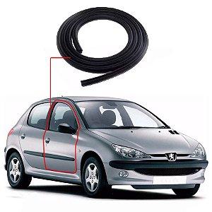 Borracha Porta Dianteira Direita Peugeot 206