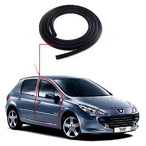 Borracha Porta Dianteira Direita Peugeot 307