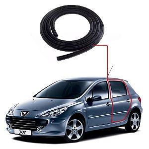 Borracha Porta Traseira Esquerda Peugeot 307