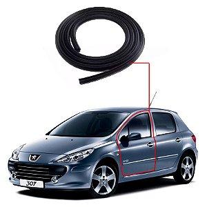 Borracha Porta Dianteira Esquerda Peugeot 307