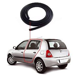 Borracha Porta Traseira Esquerda Renault Clio Hatch