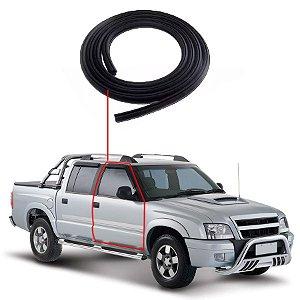 Borracha Porta Dianteira Direita Chevrolet S10