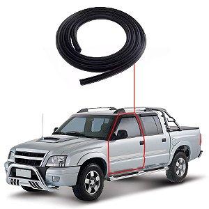 Borracha Porta Dianteira Esquerda Chevrolet S10