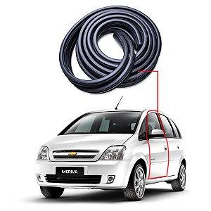 Borracha Tri-bulbo Porta Dianteira Esquerda Chevrolet Meriva